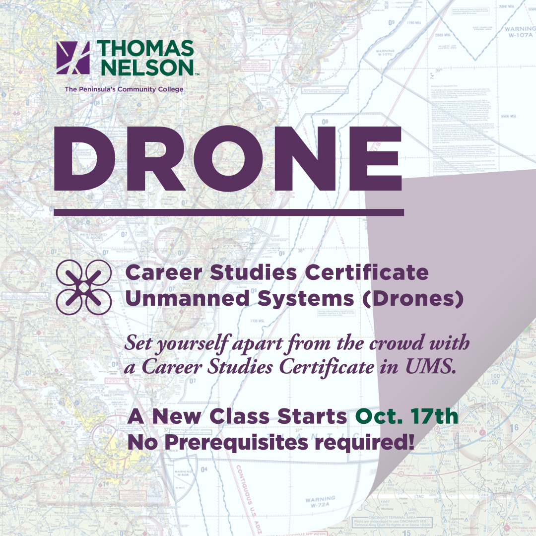 Image of graphic produced for TNCC drone program